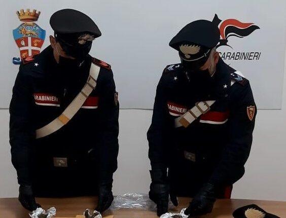 CC Milazzo sequestro droga