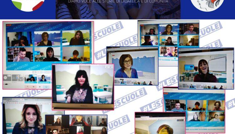 Foto interviste #LeScuole 2
