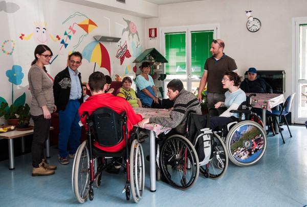 Servizi studenti disabili