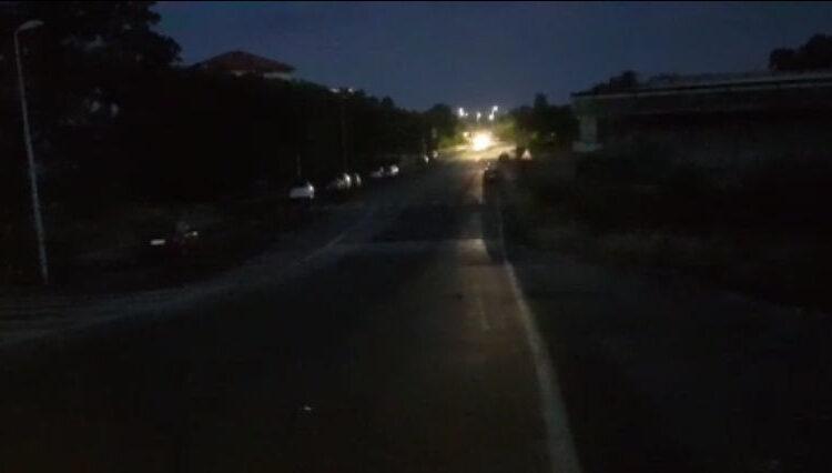 strade buio IV muncipio catania (2)