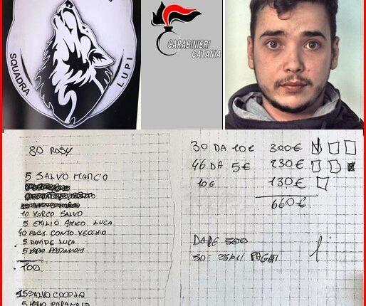 Arresto Alex Rapisarda