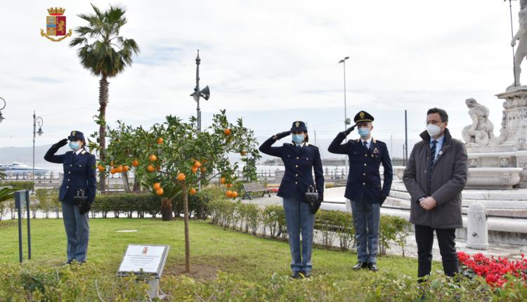 Commemorazione Messina