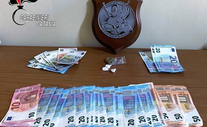 Droga e denaro Piazza Dante
