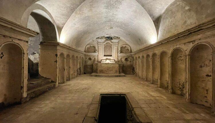 Riapertura Chiesa del Convento Giarre