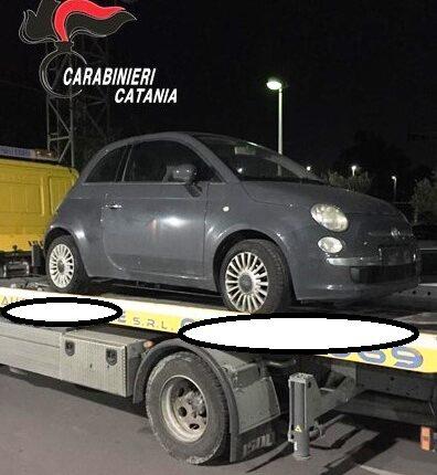 arresto Radiomobile CT