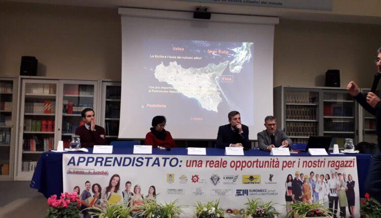 attività apprendistato istituto Fermi-Eredia Catania (2)