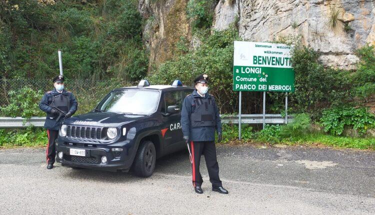 carabinieri Longi