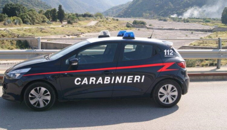 carabinieri Naso