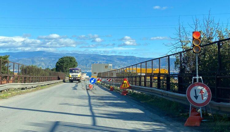 chiusura traffico Messina