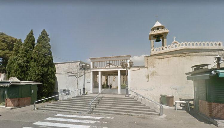 cimitero Gravina di Catania