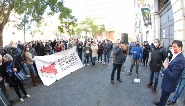 incontro ristoratori siciliani indipendenti con sindaco pogliese e assessore balsamo (1)