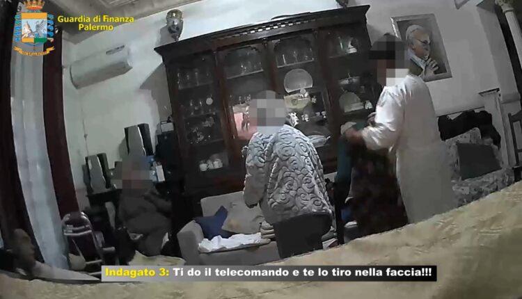 maltrattamenti anziani Palermo