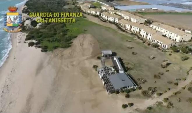 operazione Sikania resort