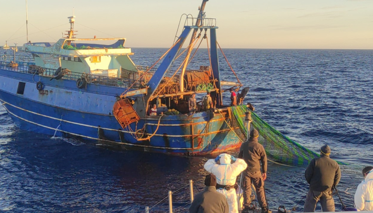 peschereccio Lampedusa2