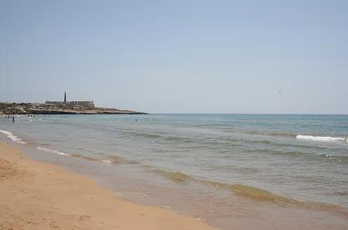 spiaggia di Sampieri