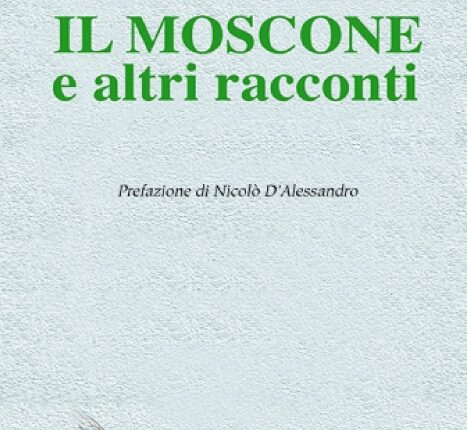 Copertina libro Il Moscone e altri racconti