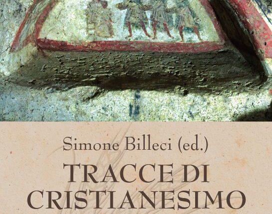 Copertina libro Tracce di cristianesimo