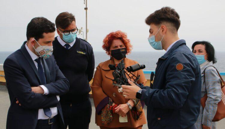Direttore Urs Sicilia Suraniti visita stamattina Duca degli Abruzzi di Catania (5)