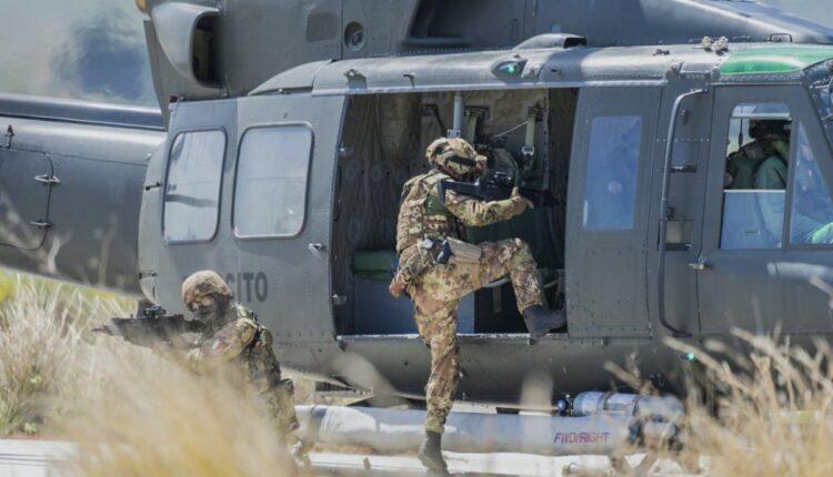 Elitrasporto delle truppe