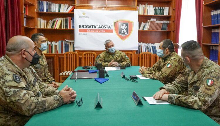 Incontro con i rappresentanti Co.Ba.R. dei reparti di Messina