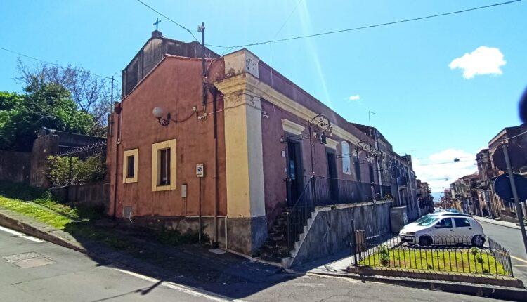 Vecchio Municipio_via Etnea