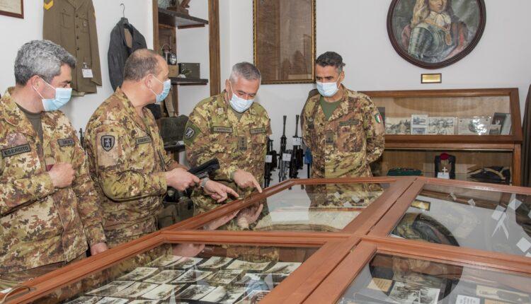 Visita all'area museale della caserma Crisafulli Zuccarello di Messina