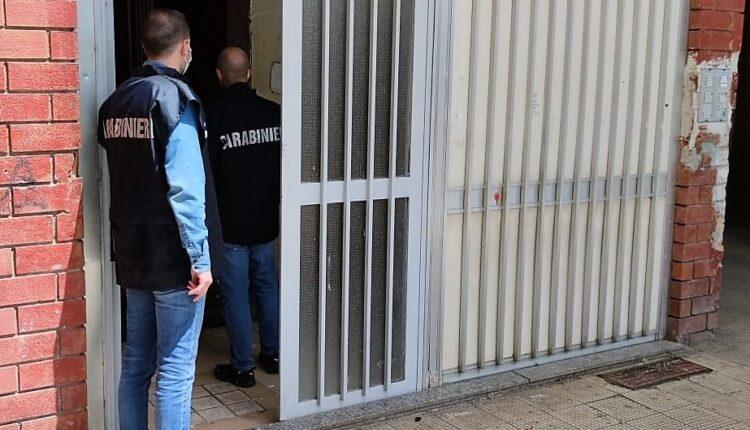 arresti viale Grimaldi