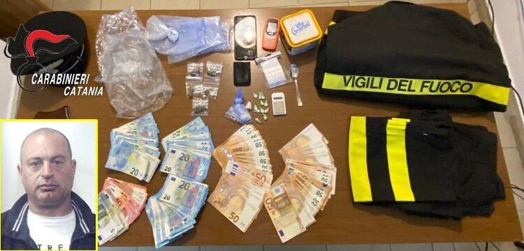 arresto x droga Tremestieri Etneo