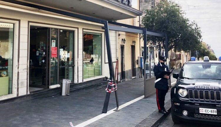 arresto x incidente stradale Belpasso