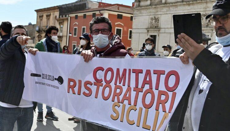 manifestazione Co.Ri.Sicilia – 7 aprile 2021 – n. 2