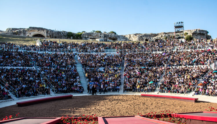 teatro greco SIracusa foto Centaro