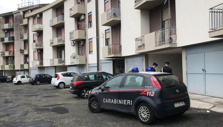 arresto x droga Fontanarossa