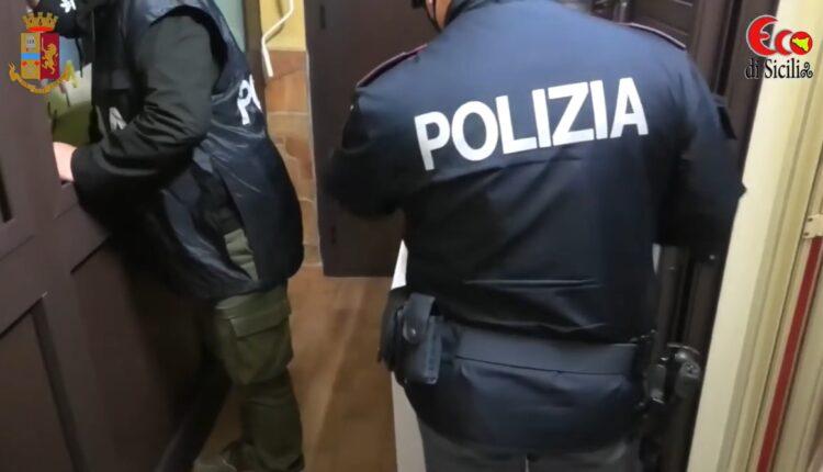 operazione antidroga Messina