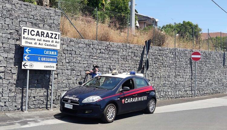 Arresto ladri Ficarazzi