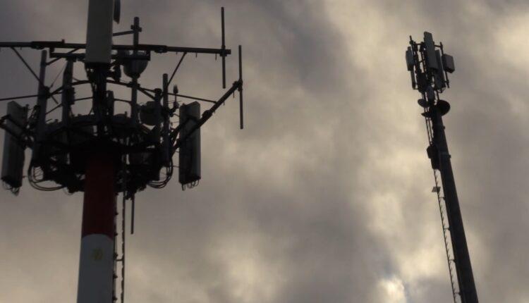 G5 antenna Capod'Orlando
