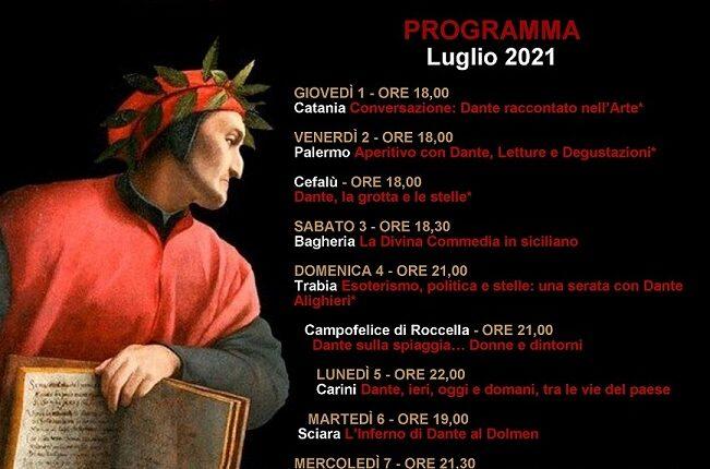 Locandina 10 giorni con Dante
