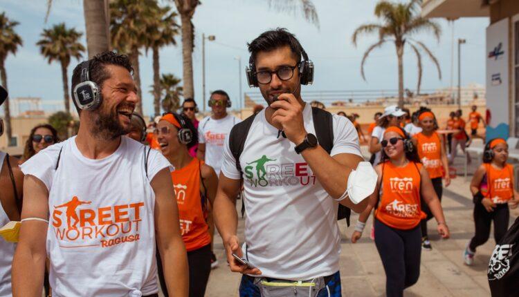 Street Workout – Luca Fichera e Giovanni Corigliano