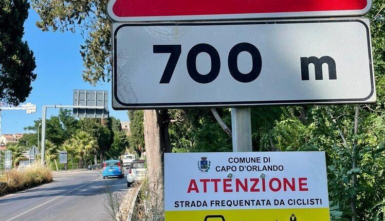 cartelli salva ciclisti