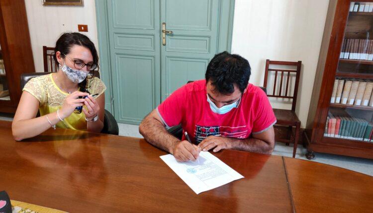 firma convenzione coop santantonio (4)