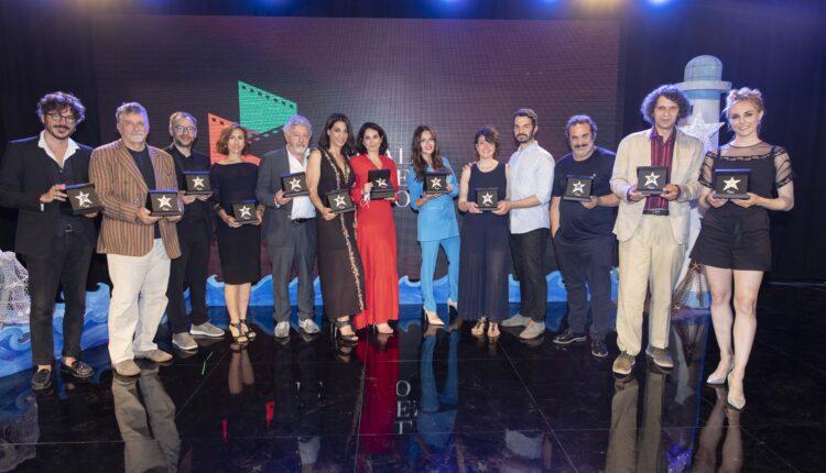 i premiati Festival del cinema 2021LUIS0778