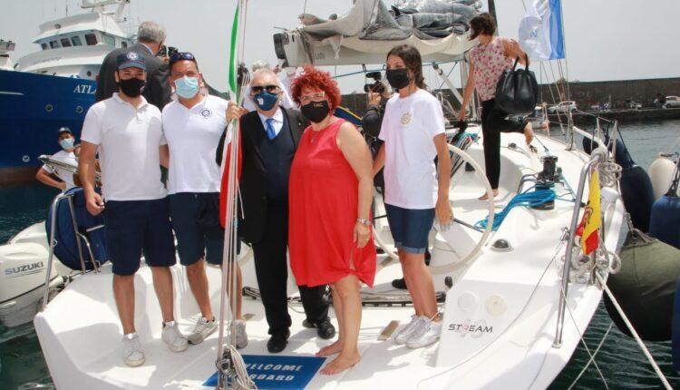 ministro istruzione Patrizio Bianchi visita stamattina Duca degli Abruzzi di Catania (7)