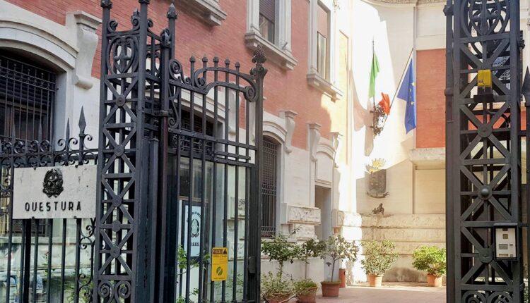 questura Messina