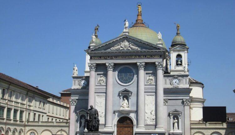Basilica Maria Ausiliatrice 1