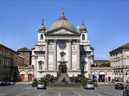Basilica Maria Ausiliatrice