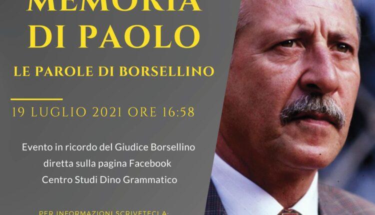 Borsellino 2021