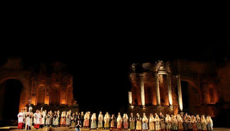 Coro Lirico Siciliano – Cavalleria Rusticana