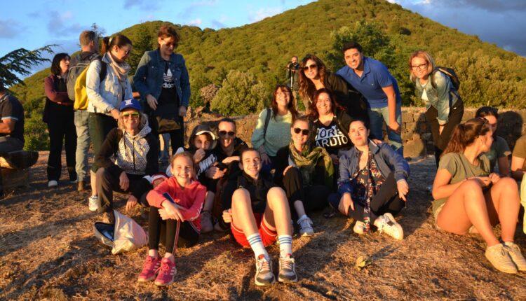 Escursione monte Ruvolo 2