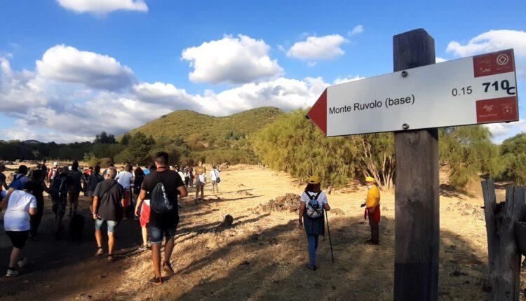 Escursione monte Ruvolo