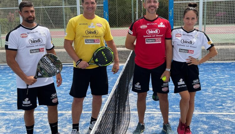 Gilles Rocca, Lorenzo Amoruso, Antonio Mezzancella, Georgia Manci