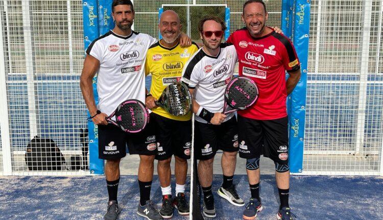Gilles Rocca, Roberto Ciufoli, Ludovico Fremont, Emiliano Ragno